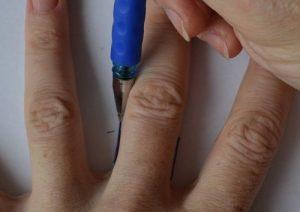 Ширина пальца