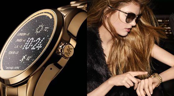 Умные часы от знаменитого бренда