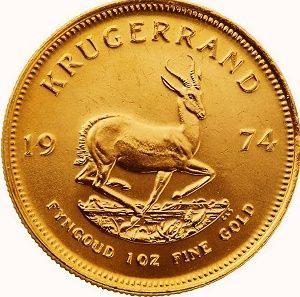 Монета весом 1 тройская унция
