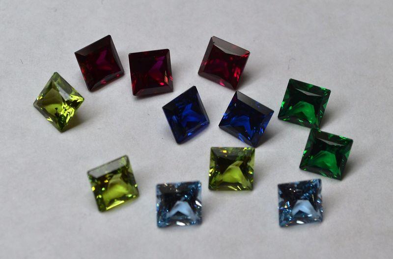 Фианит - искусственный кристалл