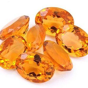 Цитрин - полудрагоценный камень