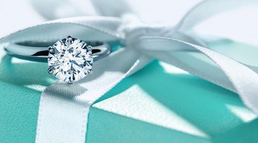 Обручальное кольцо Тиффани, фото