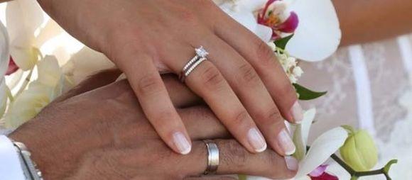 Обручальные кольца из платины - символ роскоши