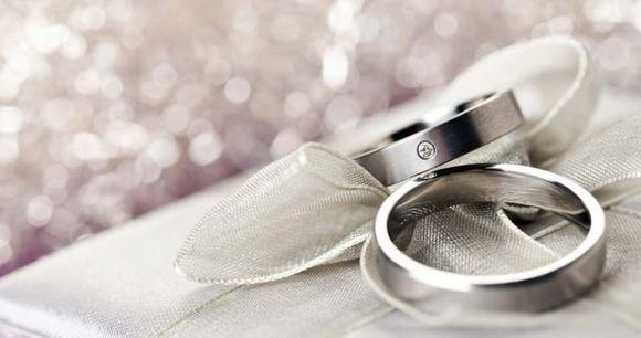 Обручальные кольца из платины - выбор современной молодежи