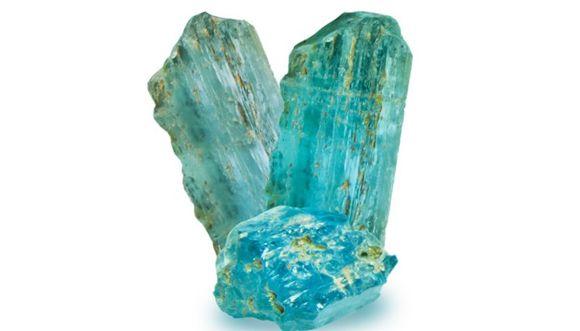 Магические кристаллы топаза